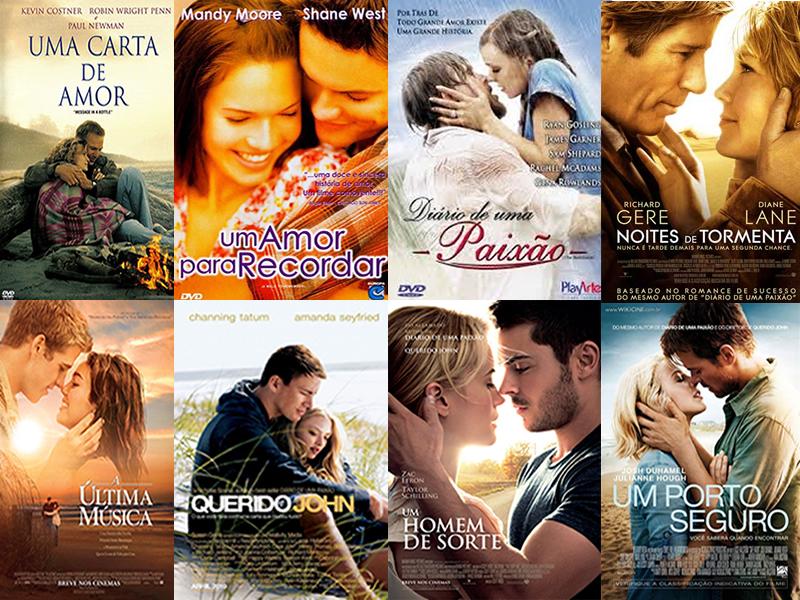 Filme Nicholas Sparks